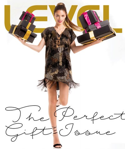 53 The Perfect Gift Issue 2017 by Revista Level - issuu 2c5629109cc8