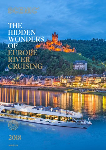 Scenic 2018 europe brochure by scenic canada issuu the hidden wonders of europe river cruising publicscrutiny Images