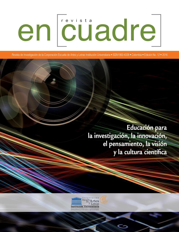 Revista Encuadre - Edición 12 by EAL Comunicaciones - issuu