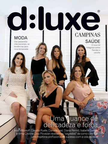 9292cc7b5 d:luxe Campinas Mulheres - Ed. 36 by d:luxe - issuu