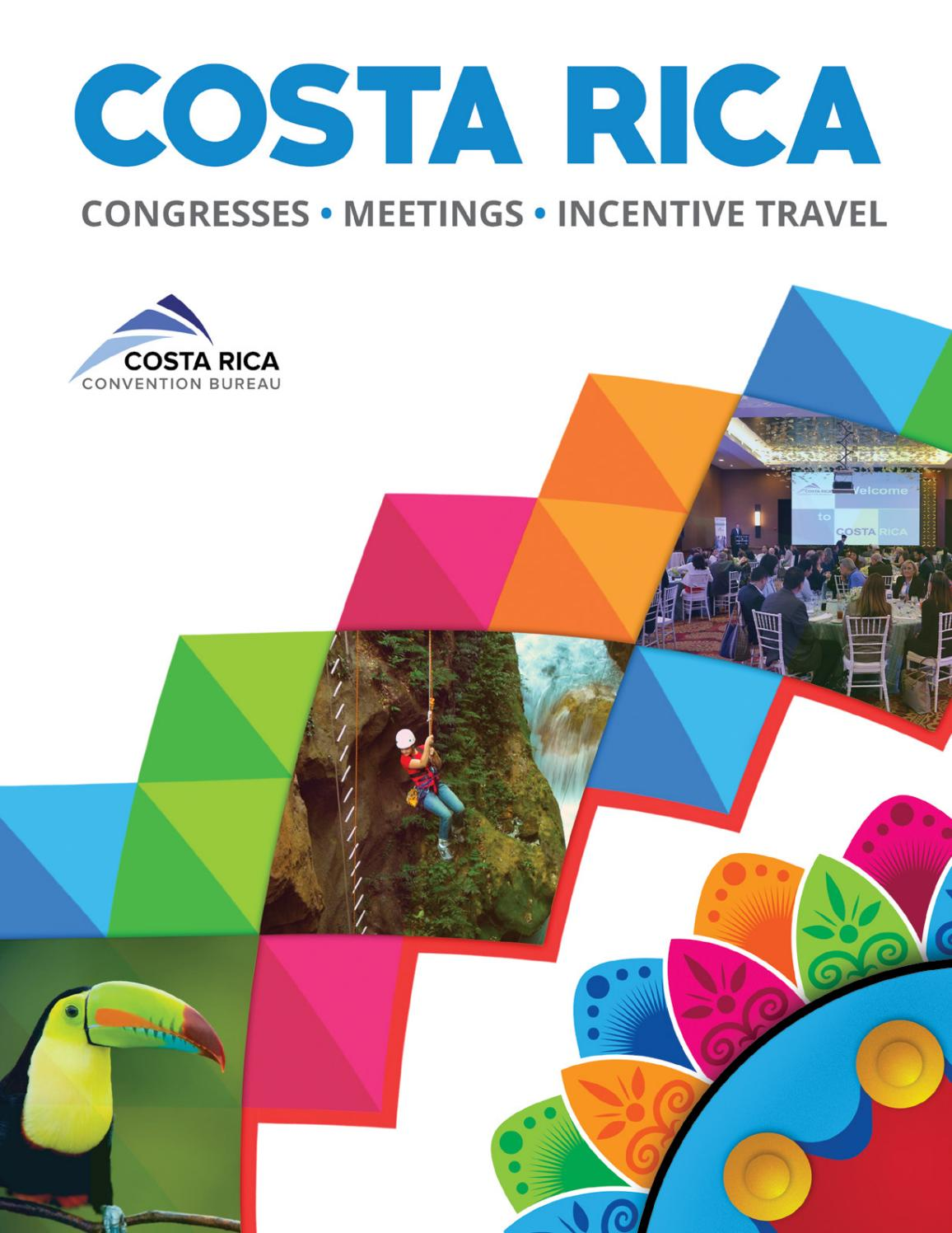 Official Guide Of Meetings And Incentives Of Costa Rica By