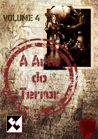 A Arte do Terror - Volume 4 by Elemental Editoração - issuu 2b28183a49