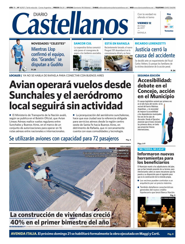 29485ca19afdd Diario Castellanos 12 05 by Diario Castellanos - issuu