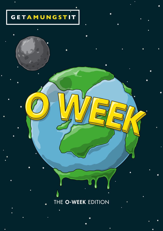 Getamungstit The O Week Edition (February 2017) by Student