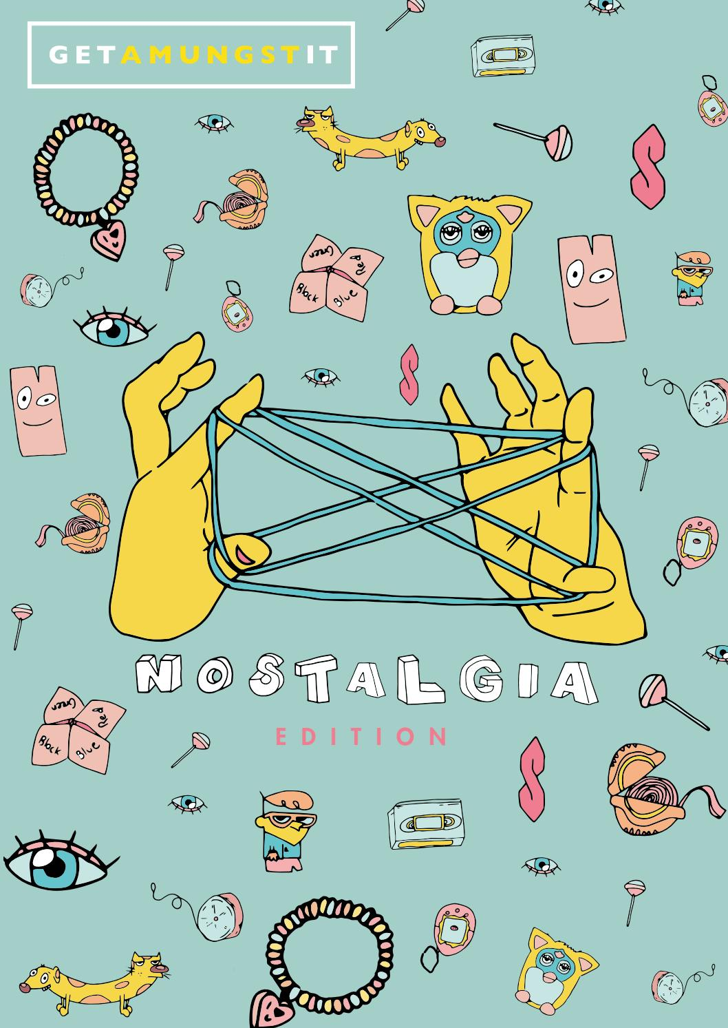 Getamungstit The Nostalgia Edition (March 2017) by Student