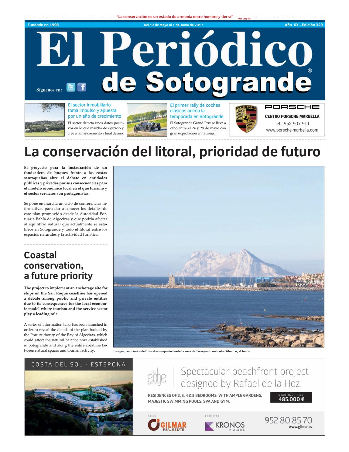 El Periódico de Sotogrande 329 by HCP GROUP SOTOGRANDE - issuu 47bd7eec48424