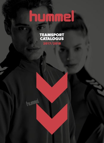 1f0fc715bf2 Catalogus hummel teamsport 17/18 by Deventrade BV - issuu
