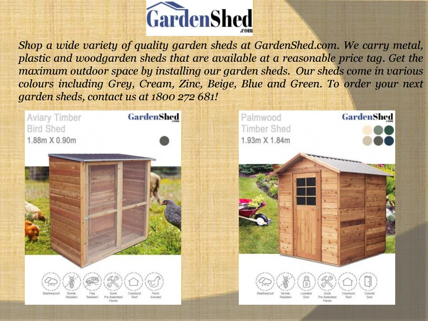 Fine Garden Sheds Adelaide On Design Decorating