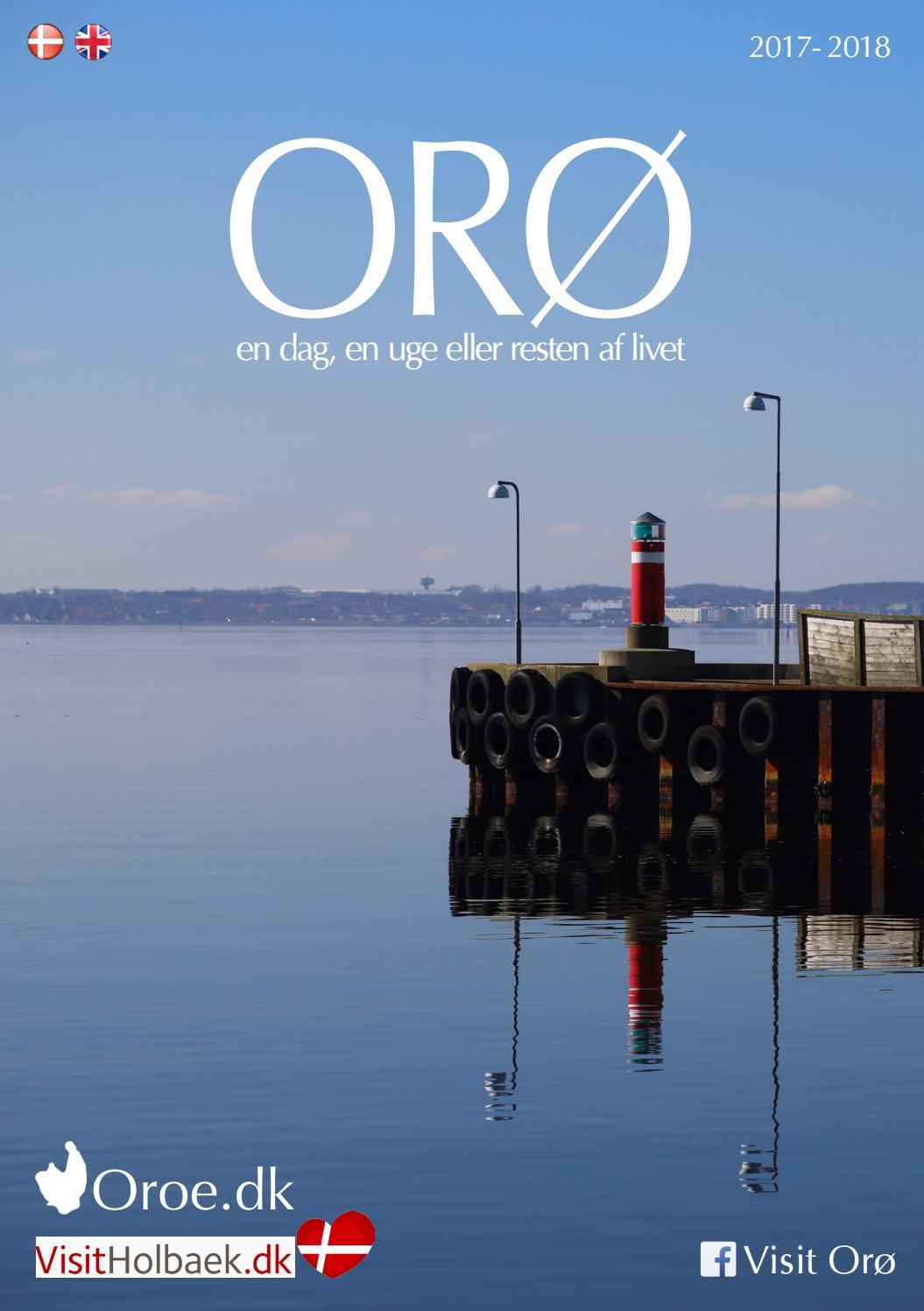 Oro Turistbrochure 2017 By Orokontor Issuu
