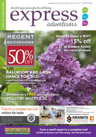 Focus midshires magazine mar apr 2018 by focus magazine group issuu express advertiser may 2017 leamington warwick publicscrutiny Choice Image