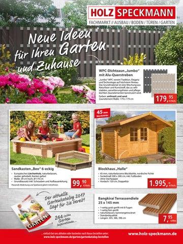 Holz Speckmann   Neue Ideen Für Ihren Garten Und Zuhause By Neue ...