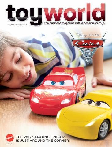 a4812fa330d Toyworld May 2017 by TOYWORLD MAGAZINE - issuu