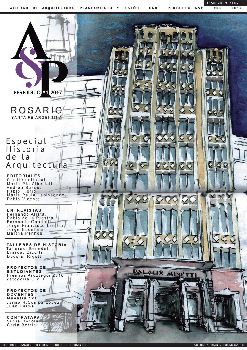 Ap Periódico Nº4 By Fapyd Unr Issuu