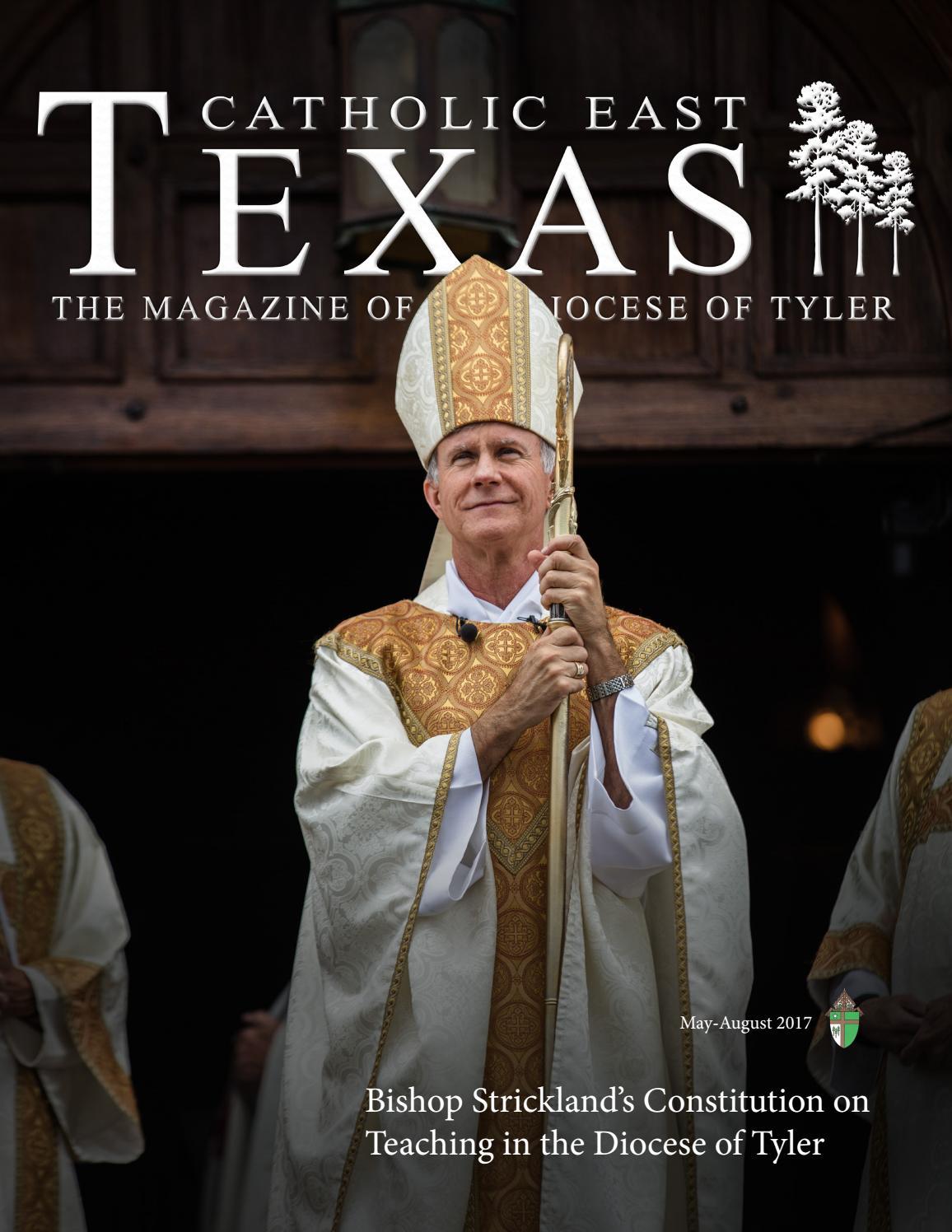 145623b4c Catholic East Texas  May 2017 (Vol. 30