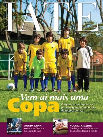 04caed23b Revista Edição 45 by Iate Clube de Brasília - issuu