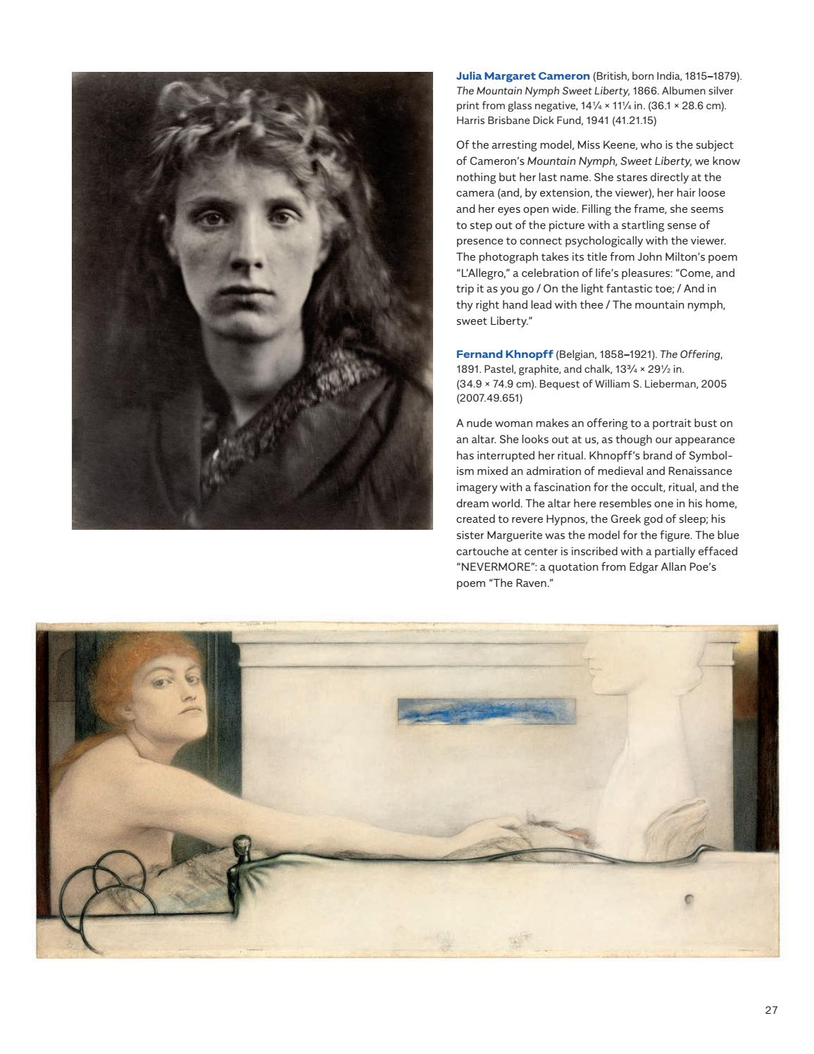 A Centennial Album: Drawings, Prints, and Photographs by The Metropolitan  Museum of Art - issuu