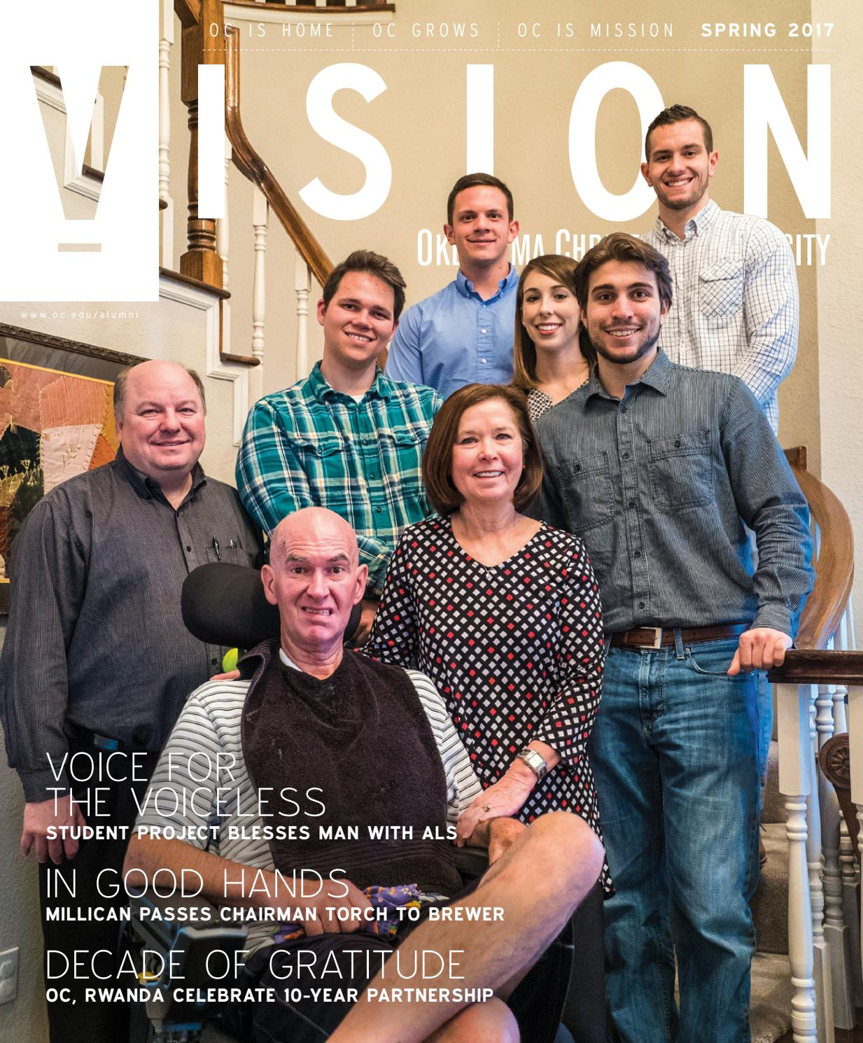 c4ed5cded8f9 Vision - Spring 2017 by Oklahoma Christian University - issuu