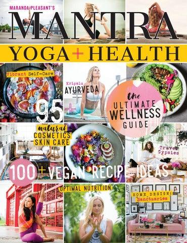 Mantra Yoga & Health Issue 16
