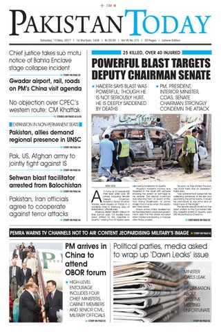 Dawn Newspaper Today Pdf