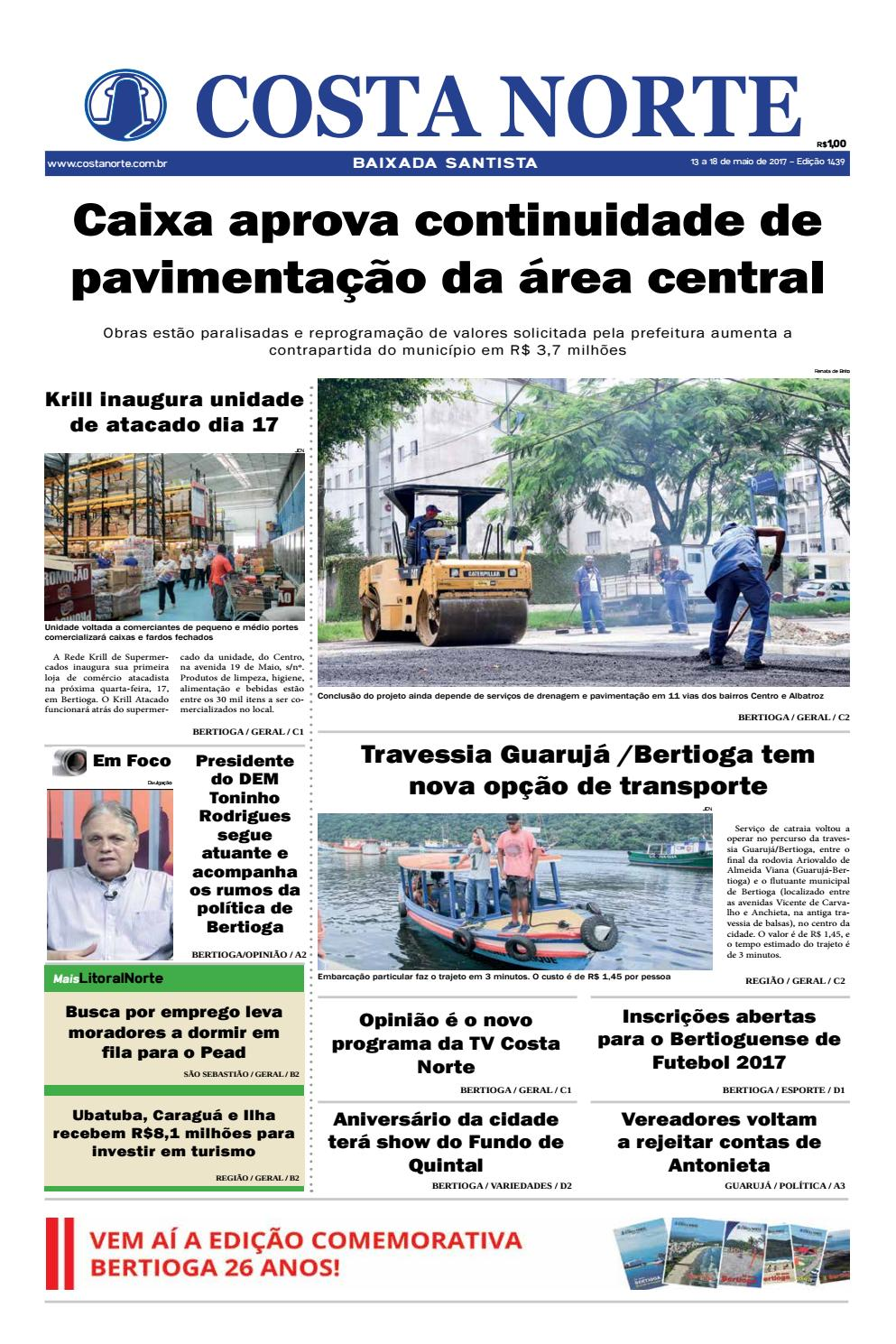 988c9c0b69 Jornal costa norte 1439 by Costa Norte - issuu