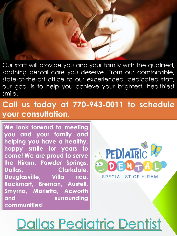 Childrens Dentist Near Me - pediatricdentalspecialistofhiram
