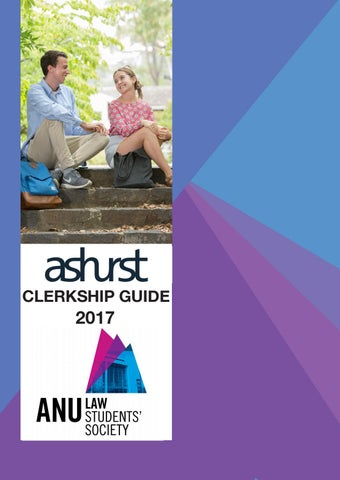 Anu lss competitions guide 2017 by anulss issuu anu lss clerkship guide 2017 solutioingenieria Images