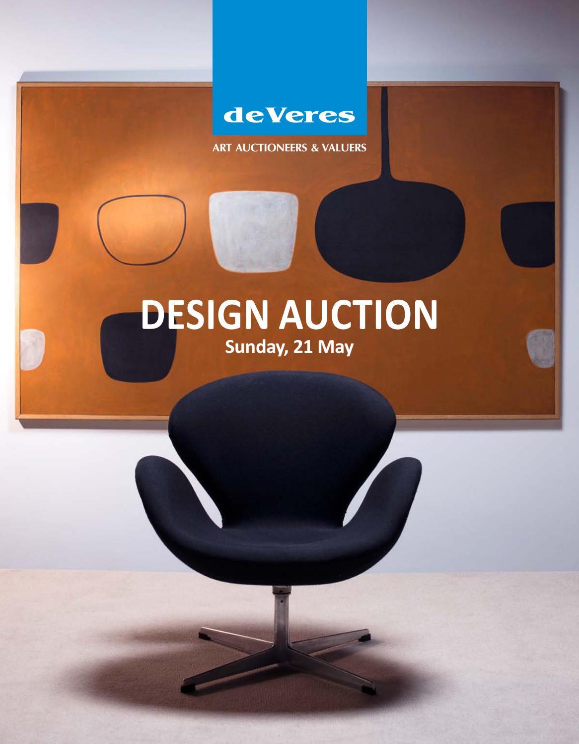 The Design Auction By De Veres Art Auctions Issuu