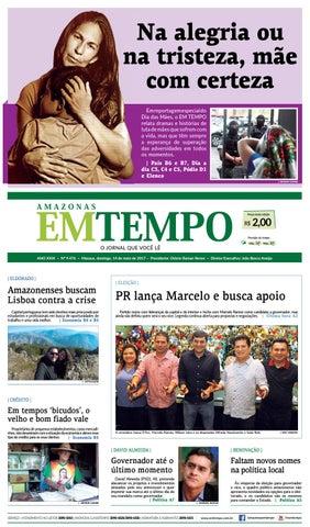 48fbab4ad5d EM TEMPO - 14 de maio de 2017 by Amazonas Em Tempo - issuu