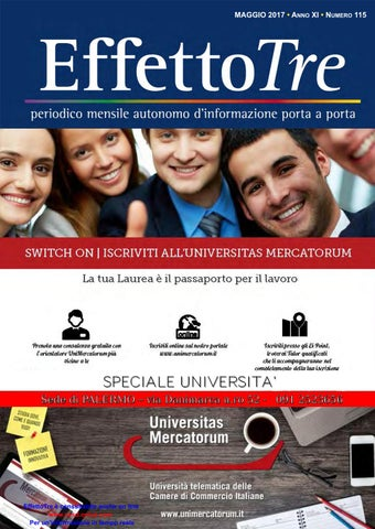 Effettotre N 115 Apr Mag 2017 By Unicesd Olympo Issuu