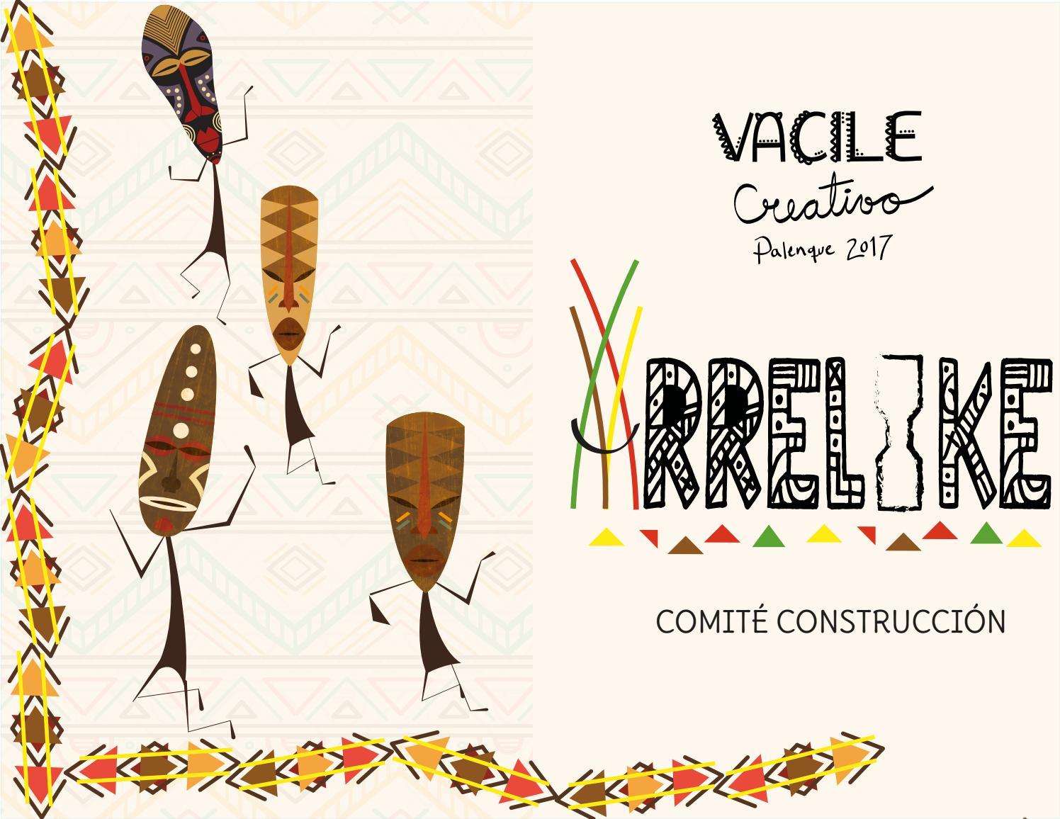 Documento final by Arrelike Palenque - issuu