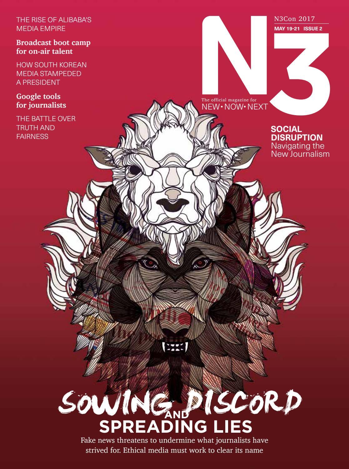 N3 Magazine issue 2 by N3 Magazine - issuu