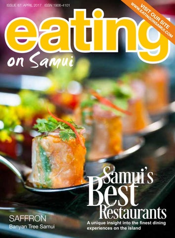 Eating on Samui - April 2017