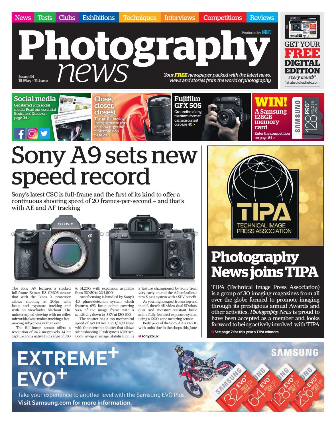 Photography News issue 44 by Bright Publishing