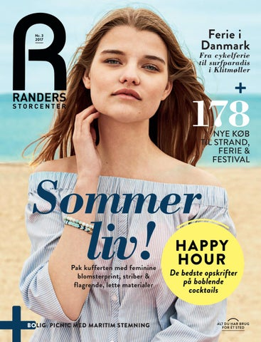 6bc1361a9138 Randers Storcenter Magasin Sommer 2017 by Randers Storcenter - issuu