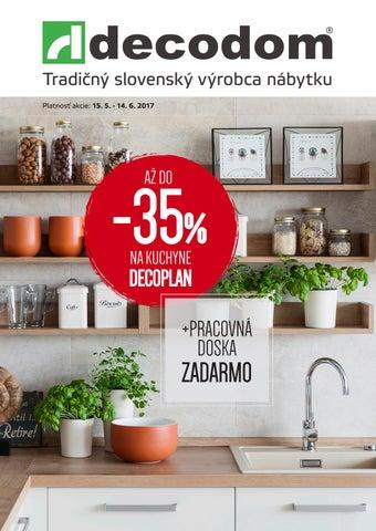 e1b28f4d373d Tradičný slovenský výrobca nábytku Platnosť akcie  15. 5. - 14. 6. 2017