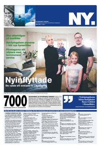 Nyköpings Tidning Nr 3 2017 By Nyköpings Kommun Issuu