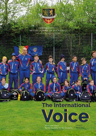 5fe0269b15 School Magazine - TIV by International British School of Bucharest ...