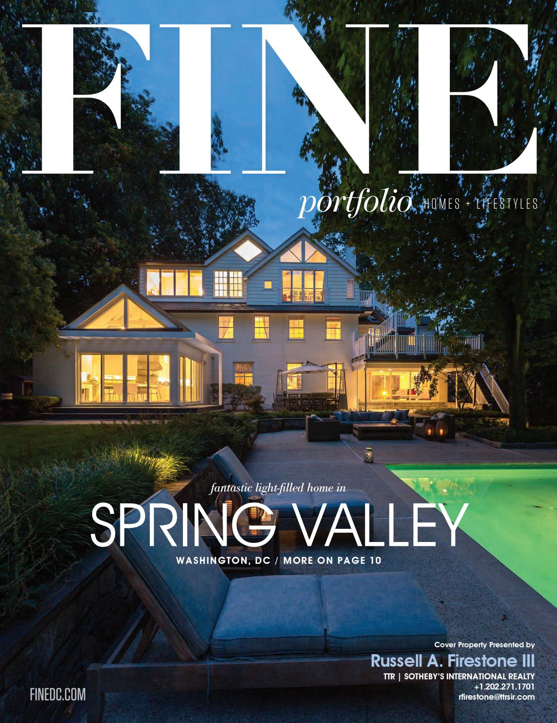 FINE Portfolio | 5/17 | Washington, DC Metro Area by FINEdc