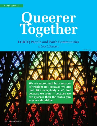 Page 110 of Queerer Together