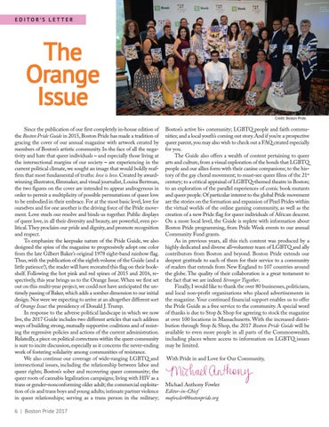 Page 6 of The Orange Issue