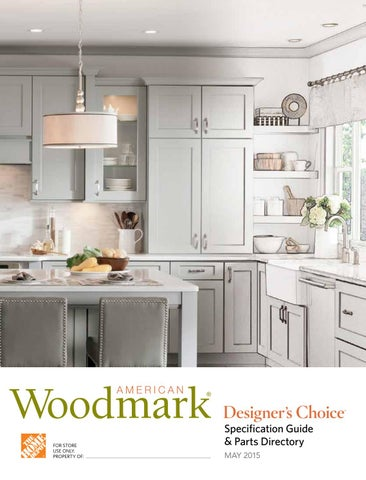 American Woodmark Specifications ...