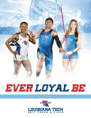 2017 Louisiana Tech Track   Field Media Guide by Louisiana Tech ... 63bef7e14