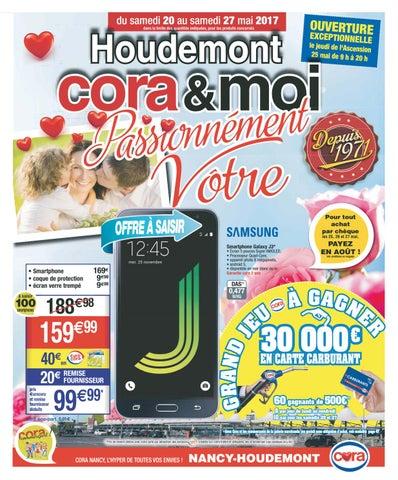 Carte Cora Houdemont.Na 17 05 By Republicain Lorrain Issuu
