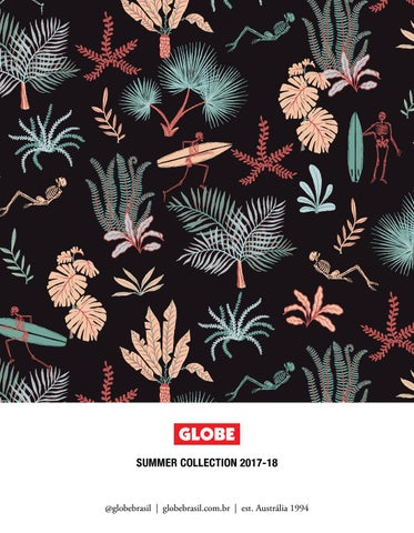 7599825272 GLOBE STRANGE PARADISE - Summer Collection 17-18 by Território ...