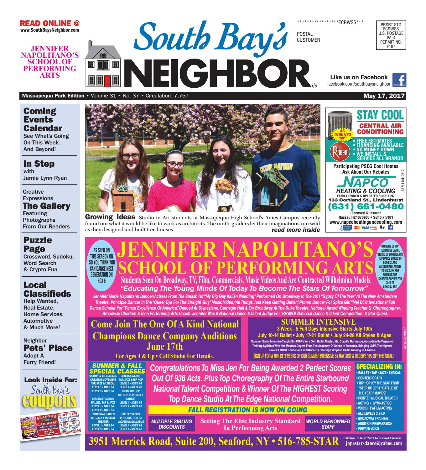 May 17 2017 Massapequa Park By South Bays Neighbor Newspapers Issuu Starbound Wiring Creations