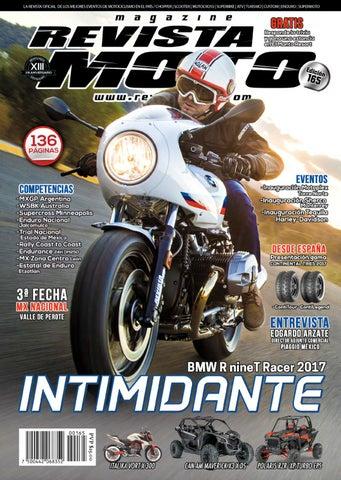 Edición 165 Abril by Revista Moto - issuu 616711a257105