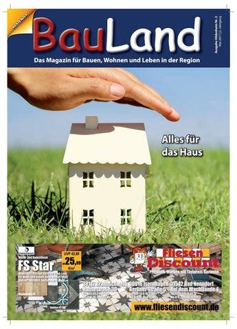 Bauland Magazin Ausgabe Hildesheim Nr. 2 (Mai 2017)