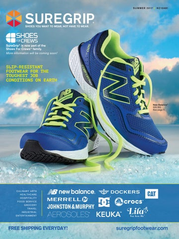 5cf3b09e SureGrip Summer Catalog by SureGrip Footwear - issuu