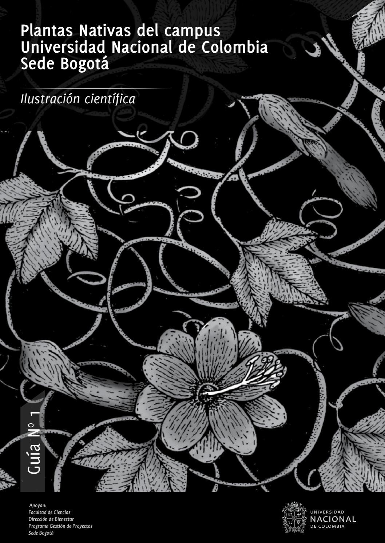 Guía plantas nativas del campus, Universidad Nacional de Colombia ...