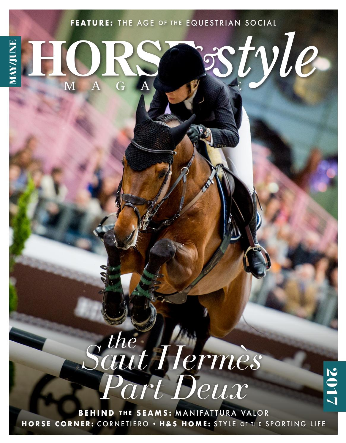 Horse & Style Magazine May/June 2017 by Horse & Style ...